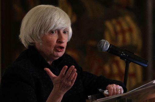 Die Fed muss Unabhängigkeit bewahren