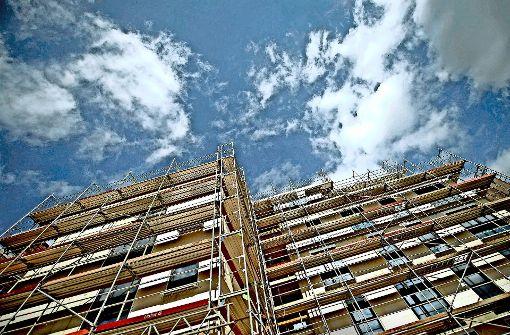 Stadt soll 30000  Wohnungen vermieten