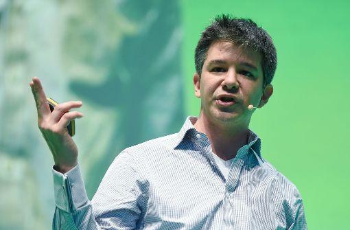 Uber-Chef Travis Kalanick will hart durchgreifen