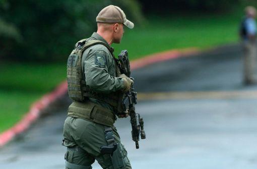 Mehrere Menschen sterben nach Schüssen in Maryland