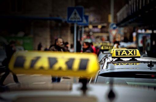 Taxibranche will Geld für Umrüstung sehen