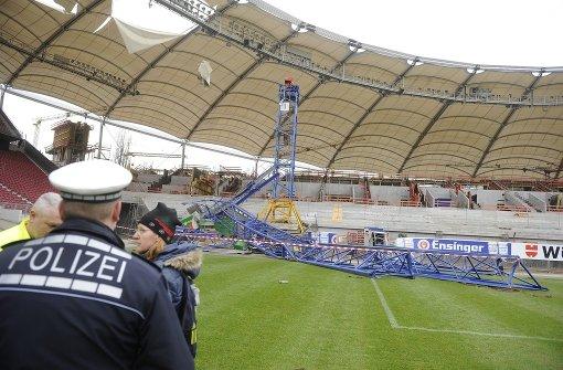 Mercedes- Benz-Arena braucht 2017 neues Dach