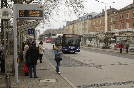 An den Wochenenden gibt es jetzt mehr Busfahrten