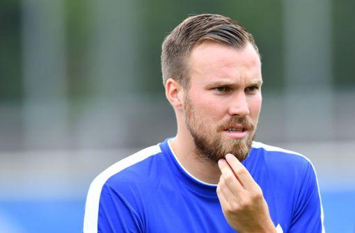 Ex-VfB-Spieler heiratet seine Freundin Caro
