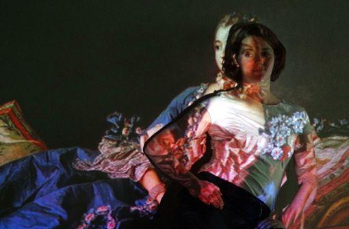 Tanz in einer Stadt, in der Frauen regieren