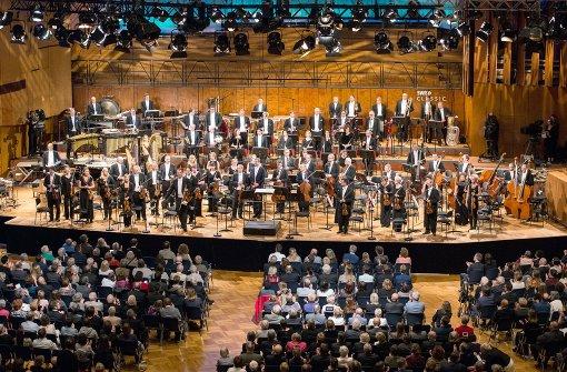 Konzert-Auftakt des neuen SWR-Symphonieorchesters