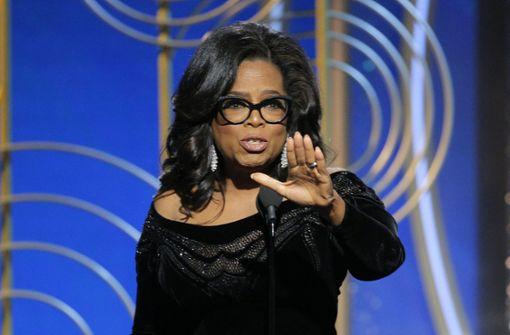 #Oprah2020: Fans wollen Präsidentschaftskandidatur