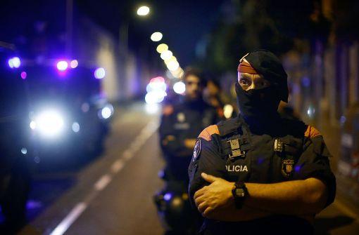 Madrid erhöht den Druck auf Katalonien