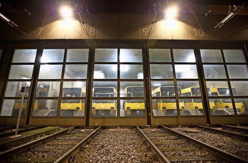 Neuer   Stadtbahnbetriebshof  in Weilimdorf?