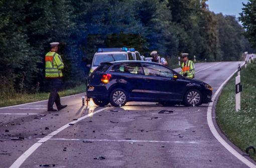 Der Polo-Fahrer wurde beim Zusammenstoß schwer verletzt, der Insasse im Dacia kam mit dem Schrecken davon.  Foto: SDMG