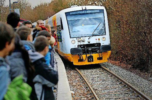 Umlage für die Zugpartner klettert enorm