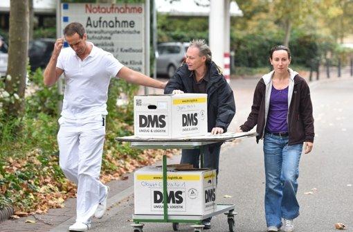 Klinikchef Dänzer tritt zurück