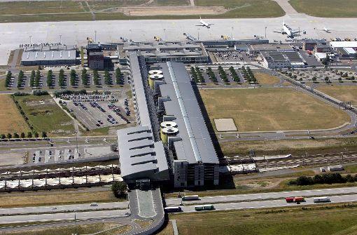 Verdächtiger Koffer sorgt für Flugverspätungen