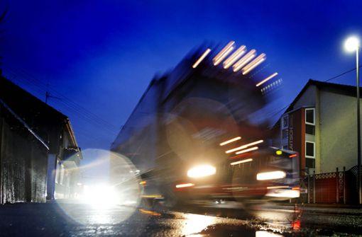 Fahrverbot für Lastwagen in Sicht