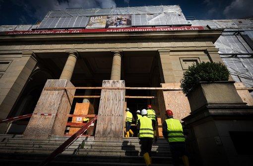 Stadtmuseum wird ohne Chefplanerin  vollendet