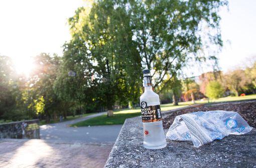 Uni kämpft gegen Müll auf dem Campus