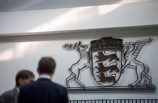 Vier Männer in Stuttgart vor Gericht