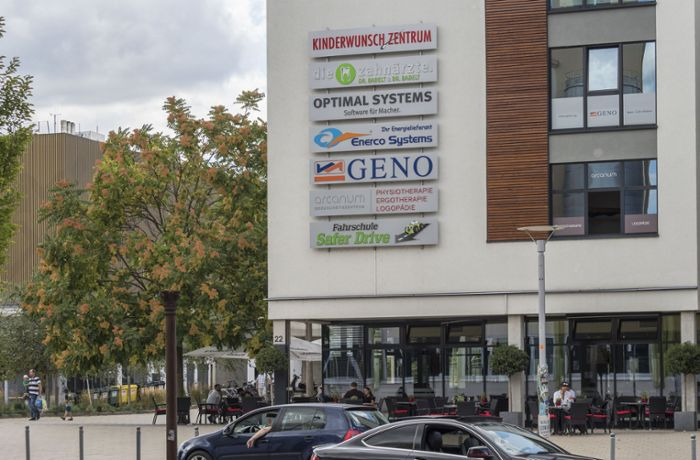 Umstrittene Immobilien-Firma Geno: Ludwigsburger Immobilien-Manager in Haft