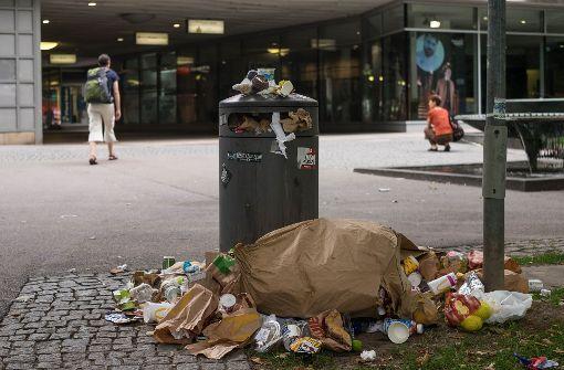 Was die Stuttgarter an ihrer Stadt stört
