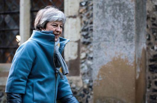 """Theresa May legt ihren """"Plan B"""" vor"""