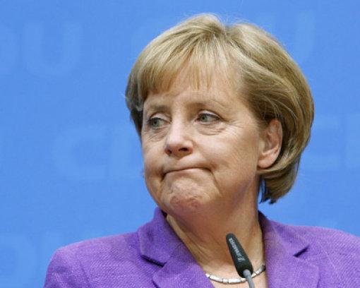 Merkel will nichts ändern