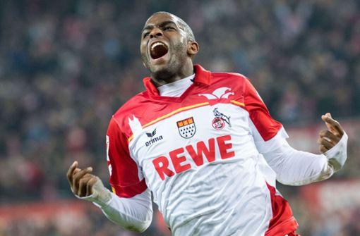 1. FC Köln holt Torjäger Anthony Modeste zurück