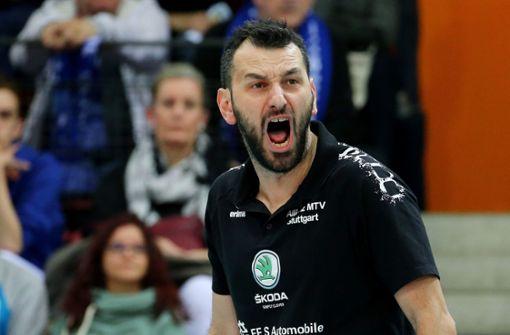 Erfurts Volleyballerinnen machtlos gegen Stuttgart