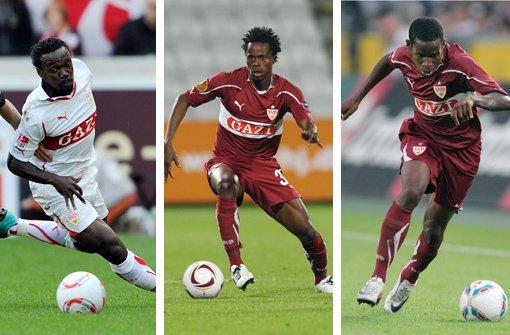 VfB sorgt sich um seine drei Afrikaner