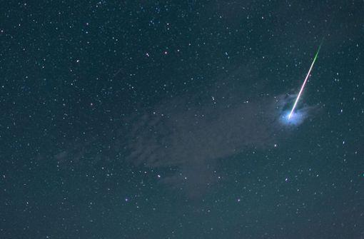 Hier gibt es die beste Sicht auf die Sternschnuppen