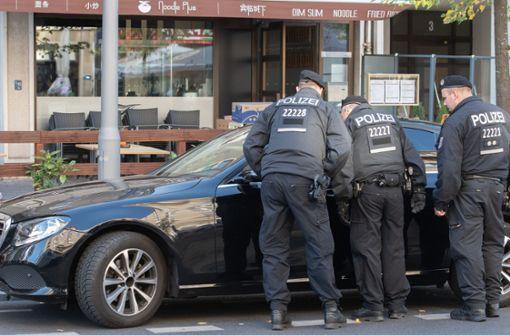 Sicherheitsstufe Eins in Berlin - 4200 Polizisten im Einsatz