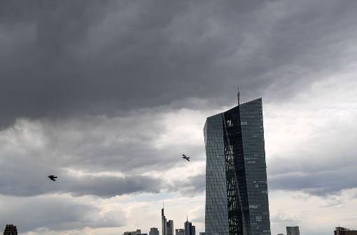 Nicht nur die EZB muss umsteuern