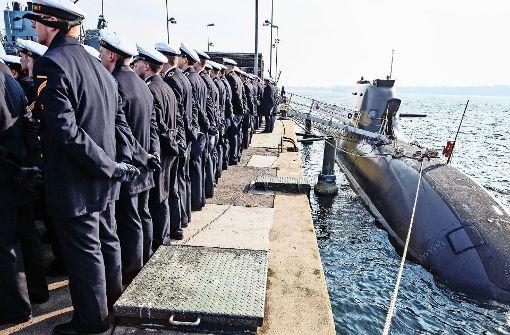 Bundeswehr auf neuem Kurs