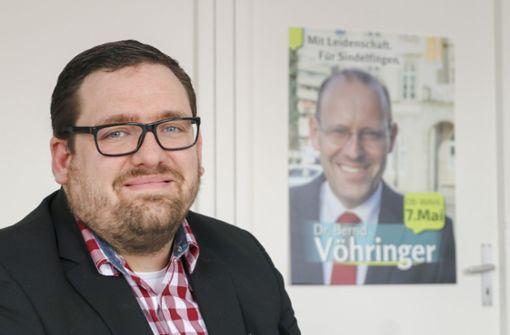 Der SPD-Mann, dem auch die    CDU vertraut