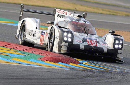 Porsche triumphiert über Konkurrent Audi