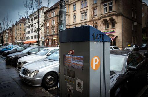 Anfang November gelten höhere Parkgebühren