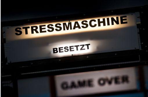 Gute Vorsätze für 2018: Hauptsache weniger Stress - Panorama ...