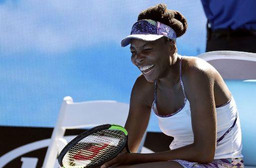 Venus Williams nach 14 Jahren wieder im Endspiel