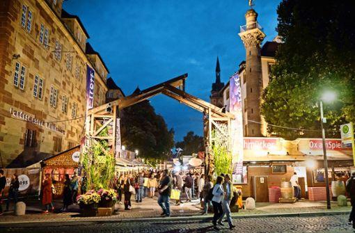 Das ist neu beim Stuttgarter Weindorf