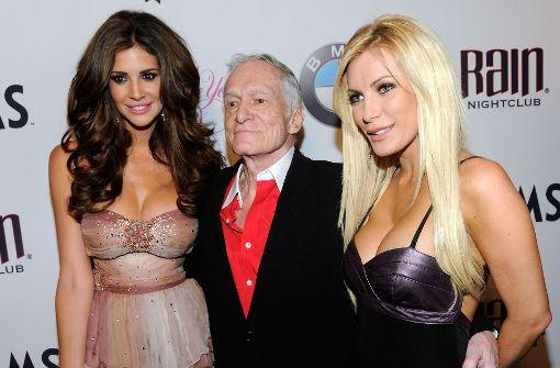 """Der Gründer des """"Playboy"""" ist tot"""