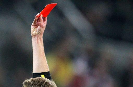 Fußballer prügeln sich bei Kreisliga-Partie