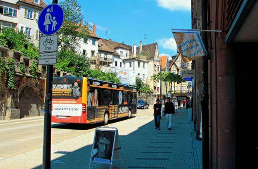 Tübingen will gerne auch zu den Modellstädten gehören, bei denen ein kostenloser öffentlicher Nahverkehr getestet werden soll. Foto: dpa