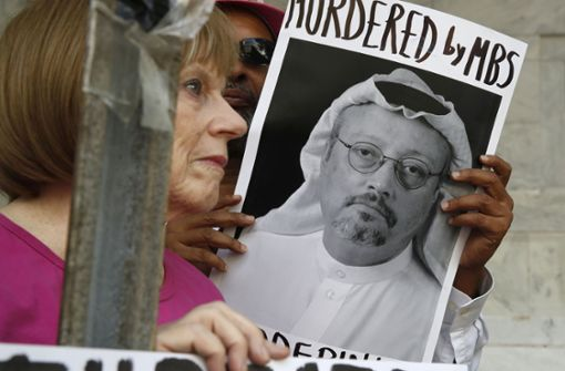 Von Jamal Khashoggi fehlt jede Spur. Foto: AP
