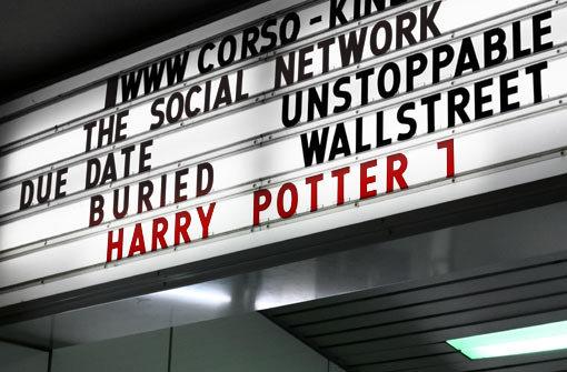 Meinungen zum neuen Potter