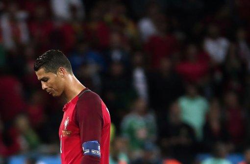 Sigurdsson verspottet Ronaldo mit Selfie