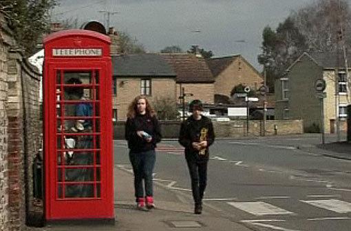 Rettung der roten Telefonzellen