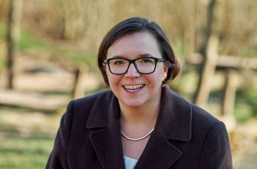 Martina Fehrlen Bürgermeisterin