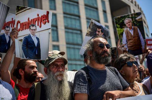 Das türkische Theater blüht in schwerer Zeit auf