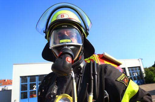 Fünf Verletzte bei Hausbrand