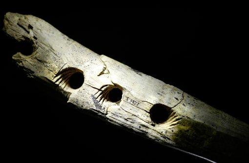Hightech-Fund aus der Steinzeit