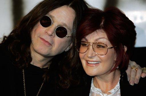 Ozzy und Sharon Osbourne trennen sich nach 33 Jahren Ehe